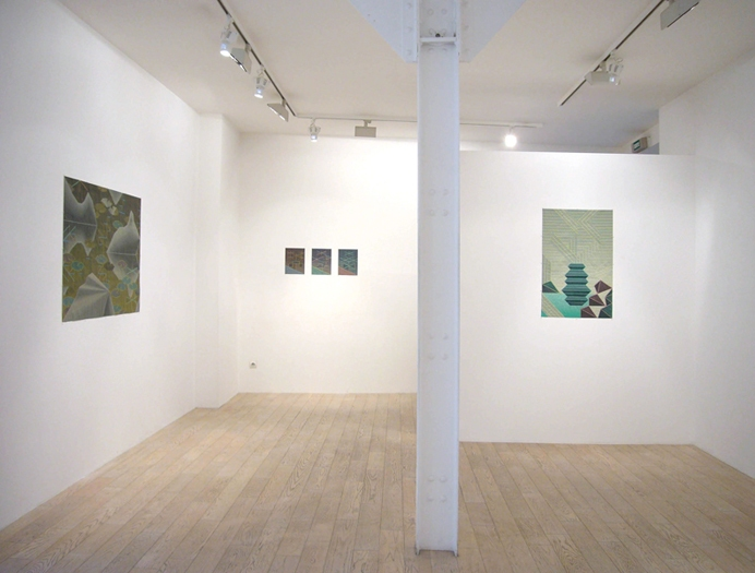 John Hodany EXHIBITION 'EMBEDDED' 2012