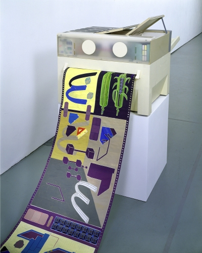 John Hodany SELECTED SCULPTURE AND PAINTINGS acrylic, oil, on wood, plastic, mirror