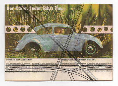 John Melville Postcards from the Autobahn mixed