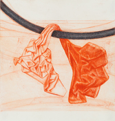 John Newman  Drawing - Recent Work Pencil and colored pencil on paper