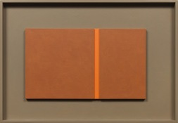 John Pittman Recent Work 2014 - 2021 Alkyd/Wood Relief