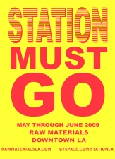 John Weston STATION Must Go