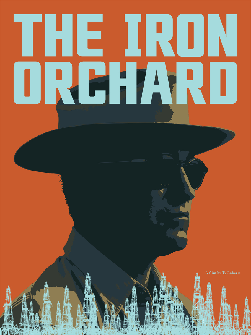 JON WINDHAM The Iron Orchard