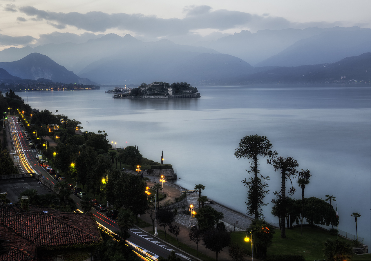 Landscapes Gallery Isola Bella from Stresa  ©