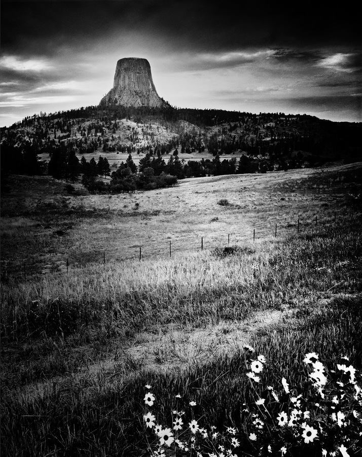 Landscapes Gallery Close Encounters of the Third Kind:  Devil's Tower  ©