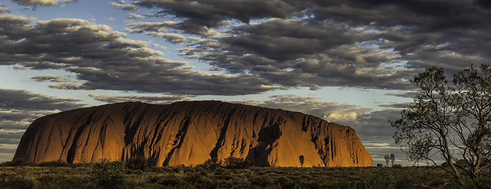 Landscapes Gallery Uluru at Sunset  ©