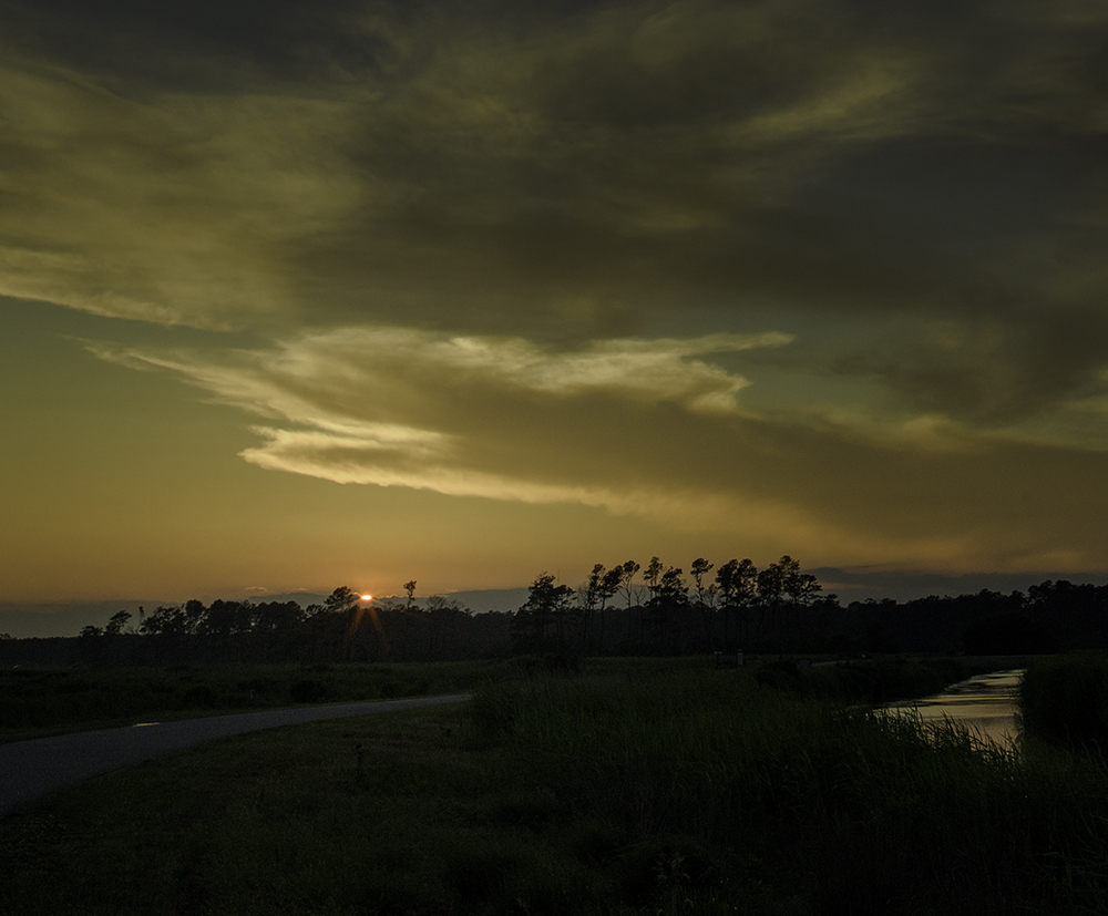 Landscapes Gallery Assateague Island Sunset  ©