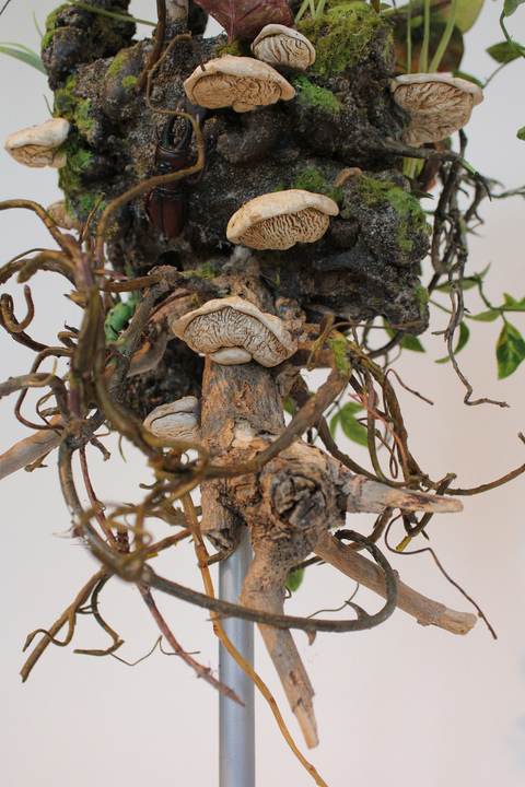 jon rappleye Sculpture Mixed Media