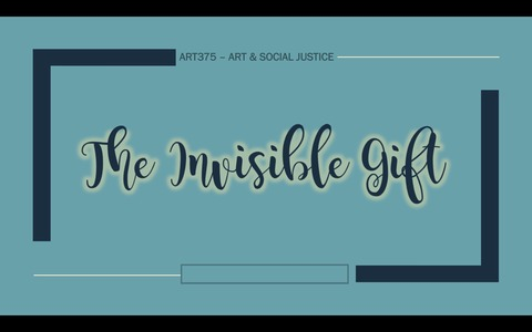 Jordan Acker Anderson The Invisible Gift