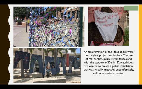 Jordan Acker Anderson The Panty Project