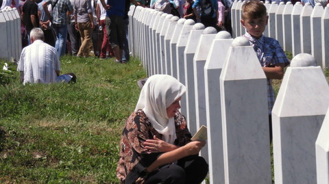 Joscelyn Jurich Photography:  2015 Srebrenica commemoration and around Sarajevo