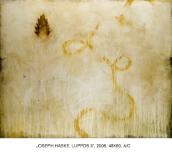 Joseph Haske Image Gallery, Paintings acrylic on canvas