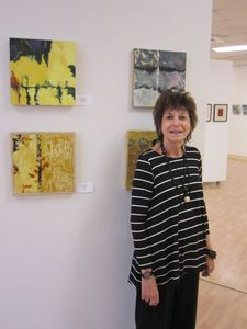 JOY J. ROTBLATT 2014 Exhibitions All Encaustic Paintings