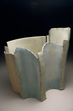 Judith Pointer Jia Bilbao  glazed stoneware, ^9 oxidation