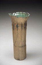 Judith Pointer Jia Vases salt glazed stoneware, ^9
