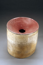 Judith Pointer Jia Closed Forms salt glazed stoneware, ^9