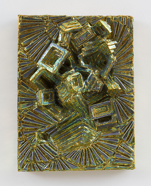 Julia Kunin Sculpture 2013-2014 Ceramic