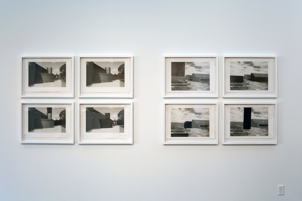 "Drawings Installation View: ""Julie Langsam: Revisiting Paradise"" @ Suny Purchase"