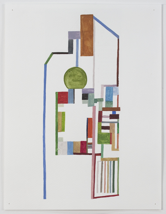 Floor Plans (2011 - Present) Corbusier Floorplan: Cite De Refuge, Color Determined by Chance