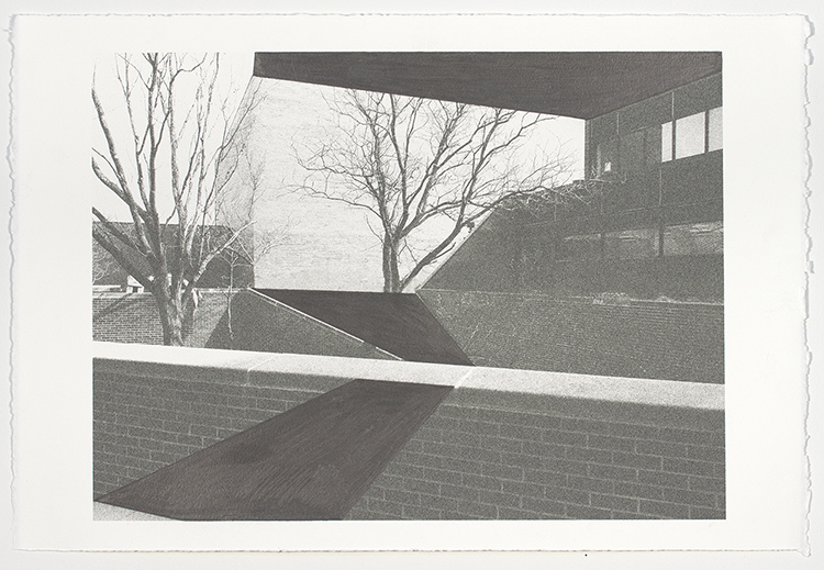 Drawings Barnes Series: Neuberger/ Visual Arts View #2