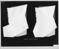 Julie Weber Undisclosed Typologies found gelatin silver print, altered