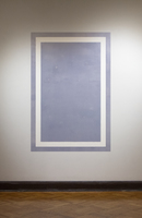 Julie Weber The Permeation of Light unfixed photographic emulsion on wall