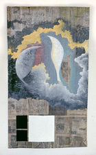 Kaare Rafoss Transition Works, 1976 - 1977 Mixed Media on Canvas