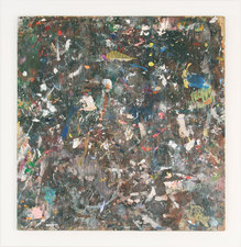Kaare Rafoss Infidels Series #1, 1993-2012 Various paint on wood