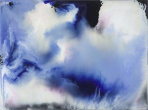Eva Roberts Classic Flow Paintings Oil on canvas