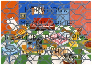 KANISHKA RAJA Selected Work 1990 - 2000 oil on canvas