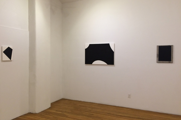 "Installation view, ""Beyond Black & White"""