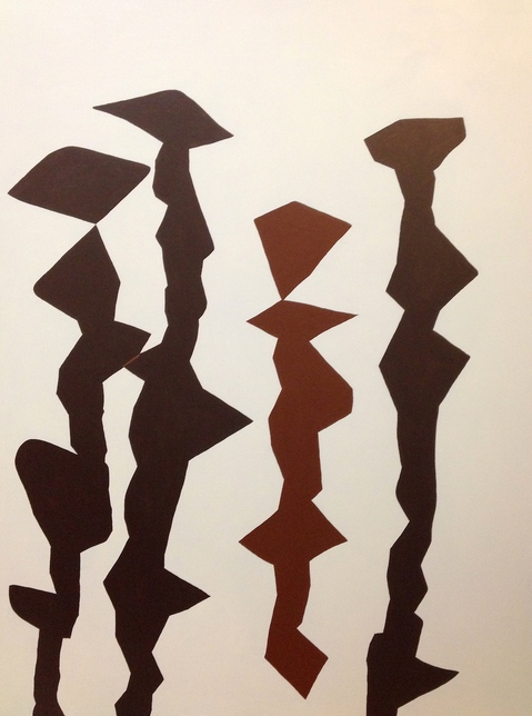 Manuscripts (2012-) Untitled (Figures)