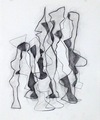 Manuscripts (2012-) charcoal on paper