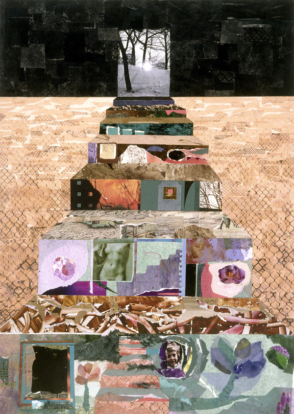 COLLAGES Collage and Mixed Media
