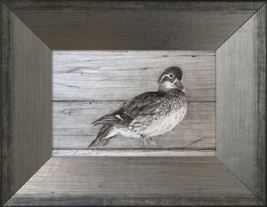 KARIE O'DONNELL Framed Prints & Small Works Graphite