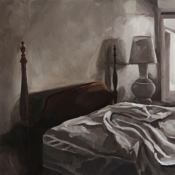 Recent Paintings Bedroom at the Stolhands I