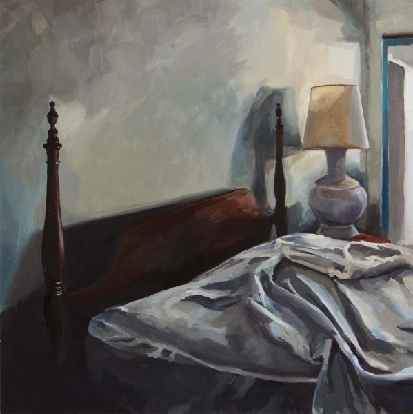 Recent Paintings Bedroom at the Stolhands II