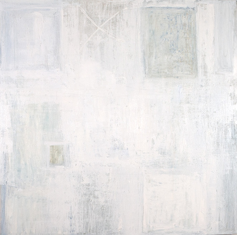 Katherine Parker Large Paintings oil on canvas