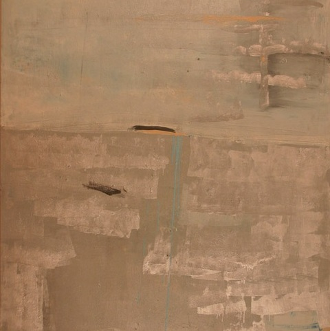 Katherine Parker Private Collections  oil and aluminum on canvas