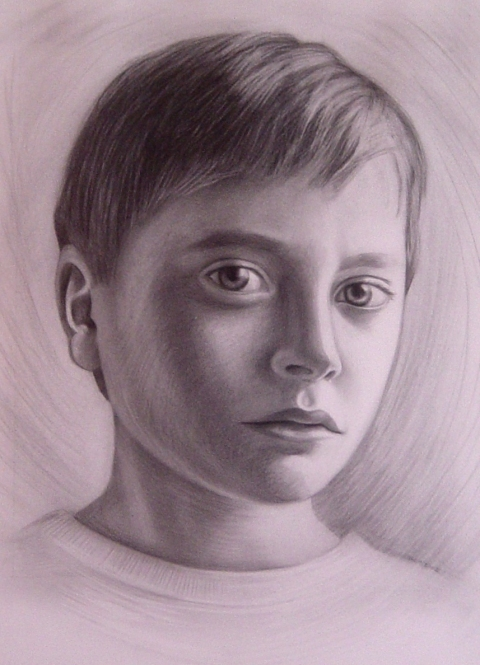 Kathleen A. Raymond Drawings graphite on paper