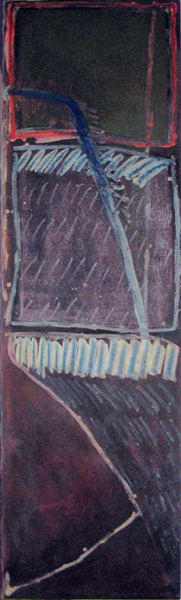 Early Paintings on Canvas Screen 4