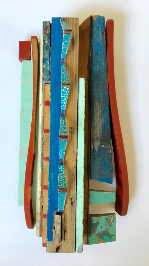 Kathleen Bennett Bastis Small Works Mixed Media