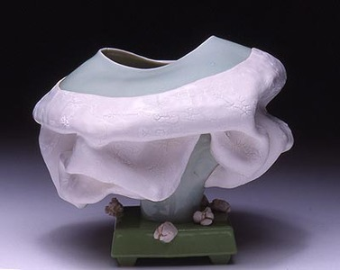 KATHY BUTTERLY Additional Work clay, glaze