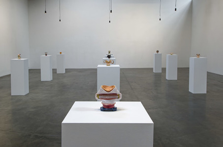 "KATHY BUTTERLY ""The Weight of Color,"" Shoshana Wayne Gallery (2015)"