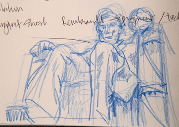 Kathy Calhoun Sketchbook