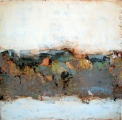 KATHY FEIGHERY Abstractions oil on panel