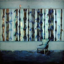 "KATHY FEIGHERY Interiors 36"" x 36"""