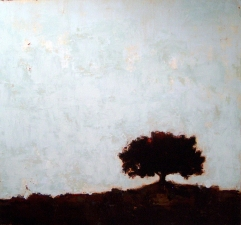 KATHY FEIGHERY Tree Series oil on canvas