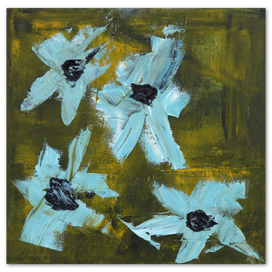 Kathy Strickland On canvas, small