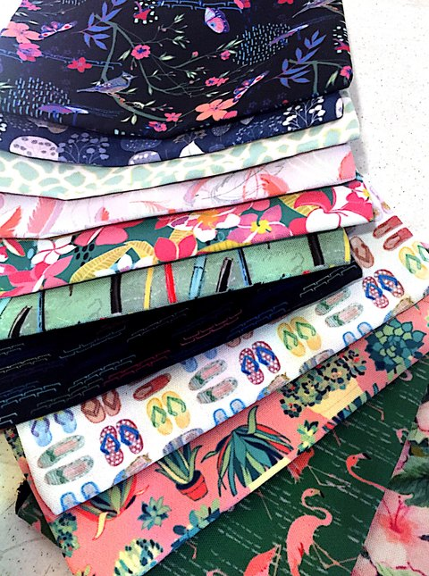 Surface & Textile Design Zip Pouches